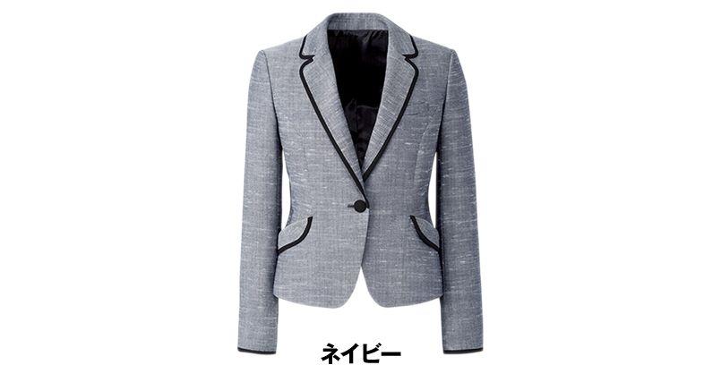 [在庫限り/返品交換不可]AR4677 アルファピア [春夏用]ジャケット リセアスラブツイード(防汚) 色展開