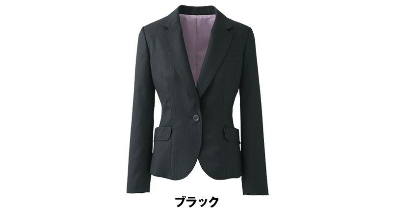 AR4814 アルファピア [秋冬用]ジャケット ダブルフェイス シャドーストライプ 色展開