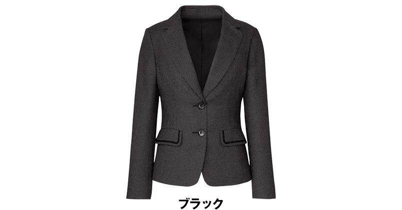 AR4817 アルファピア [秋冬用]ジャケット クリスタル・バーズアイ ドット 色展開