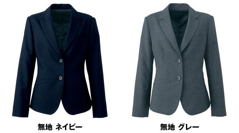 アルファピア AR4823 [通年]美シルエットのテーラードジャケット [無地] 色展開
