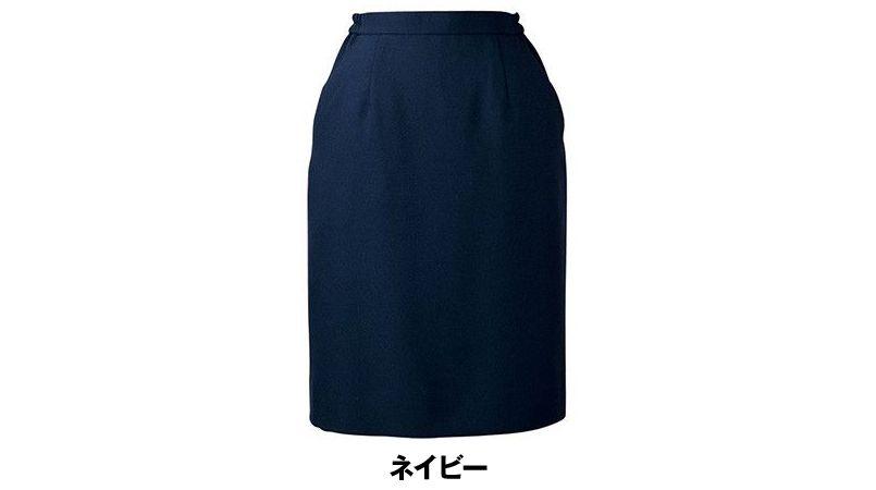 アルファピア UF3501R [通年]タイトスカート(脇ゴムウエスト) [無地] 色展開