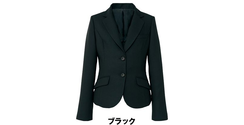 アルファピア UF4510 [秋冬用]ベーシック・ジャケット[無地] 色展開