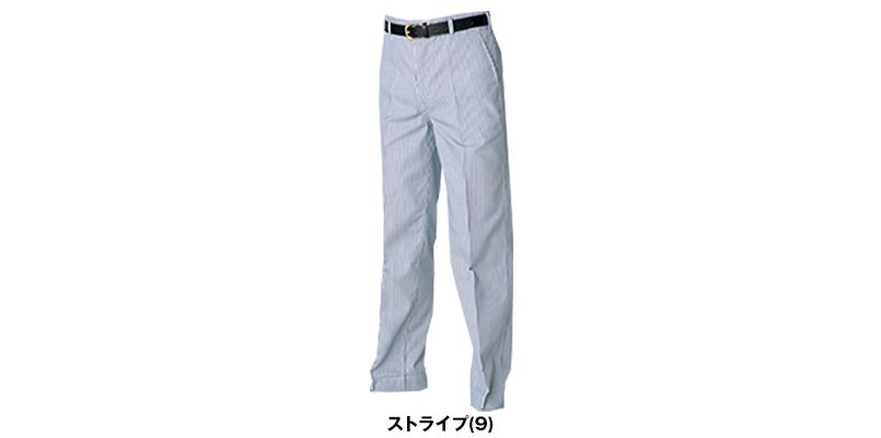 AS-119 チトセ(アルベ) コックノータックズボン(男性用) 色展開