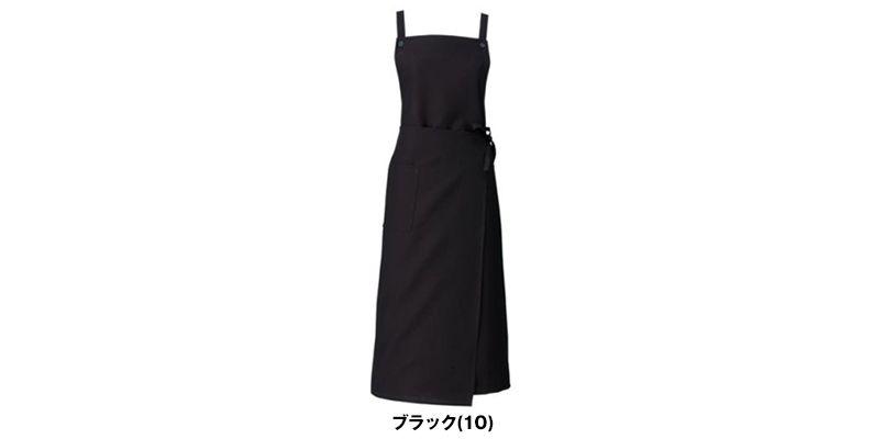 AS-5288 チトセ(アルベ) 胸当てエプロン(女性用) 色展開