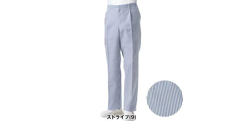 AS-7109 チトセ(アルベ) 脇ゴムパンツ(男女兼用) 色展開