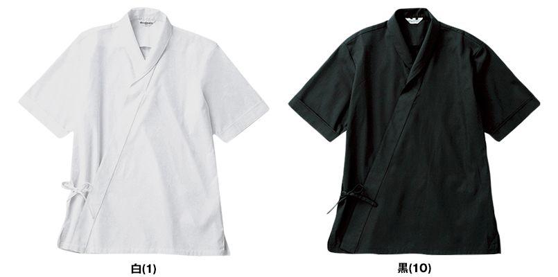 DN-6856 チトセ(アルベ) 近又甚平/ジンベイ/七分袖(男女兼用) 色展開