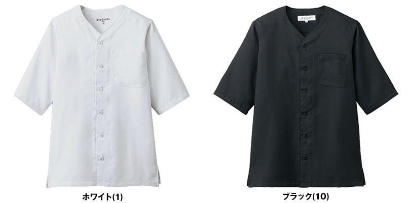 DN-7735 チトセ(アルベ) ダボシャツ/dradnats(男女兼用) 色展開