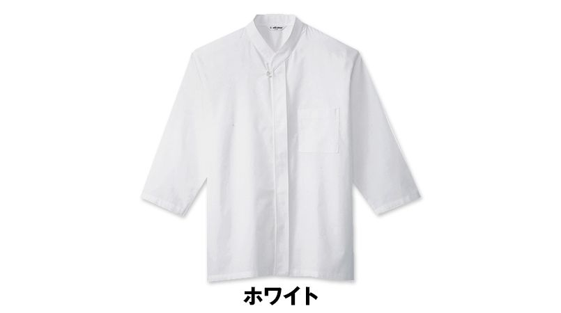 G-7739 チトセ(アルベ) 和風シャツ/七分袖(男女兼用) 色展開