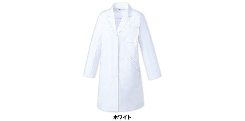 MZ-0219 ミズノ(mizuno) ドクターコート/長袖(女性用) 色展開