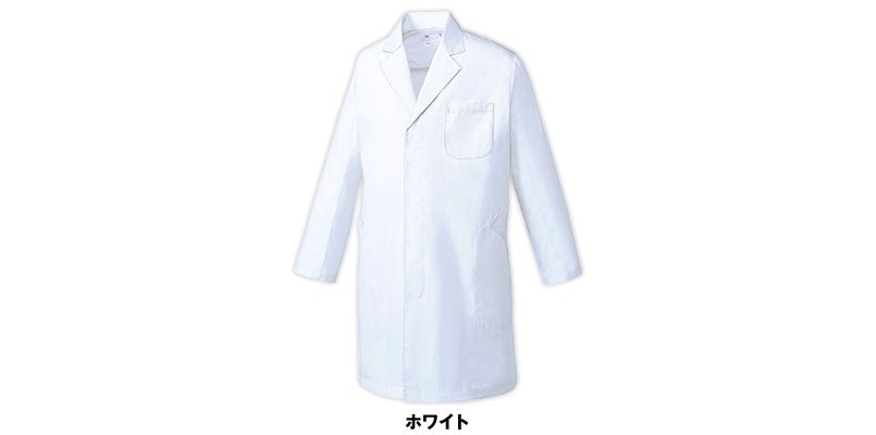 MZ-0220 ミズノ(mizuno) ドクターコート/長袖(男性用) 色展開
