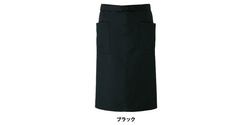T-7746 チトセ(アルベ) 制電ミドルエプロン(男女兼用) 色展開