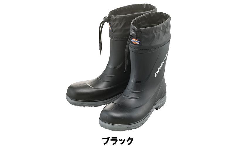 D-3404 Dickies 安全長靴 PVC 樹脂先芯 色展開