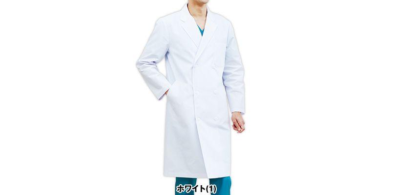 1531PO FOLK(フォーク) 診察衣 ドクターコート(男性用) 色展開