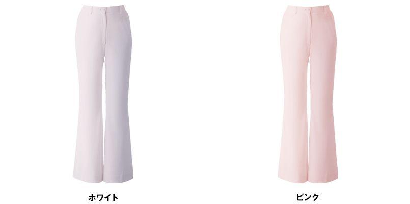 2916 FOLK(フォーク) レディース ブーツカットパンツ(女性用) 色展開