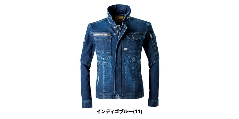 7260 アイズフロンティア ストレッチ3Dワークジャケット 色展開