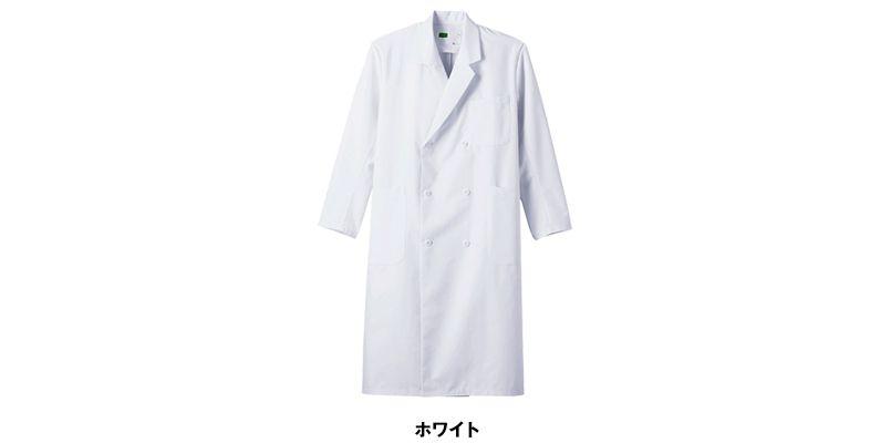 自重堂 WH10217 WHISEL メンズダブルコート(男性用) 色展開