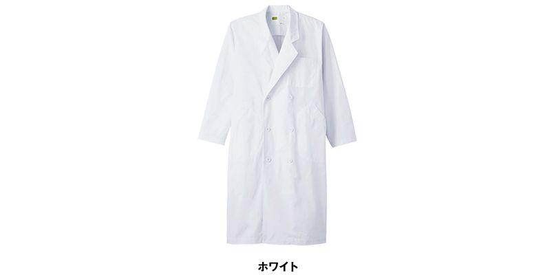 自重堂 WH2112 WHISEL メンズダブルコート(男性用) 色展開