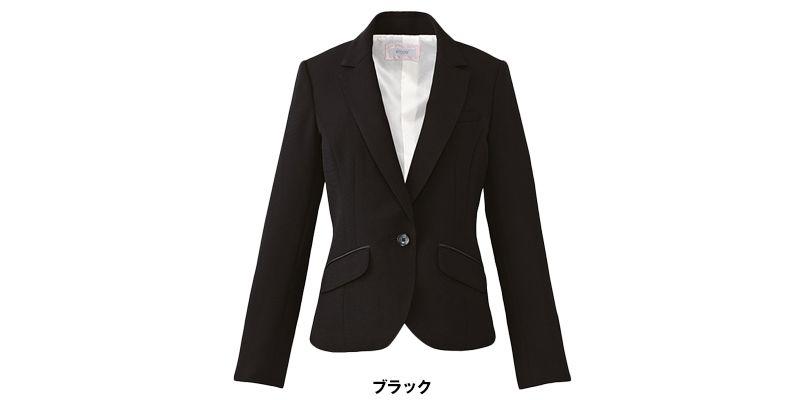EAJ511 enjoy ジャケット 無地 色展開