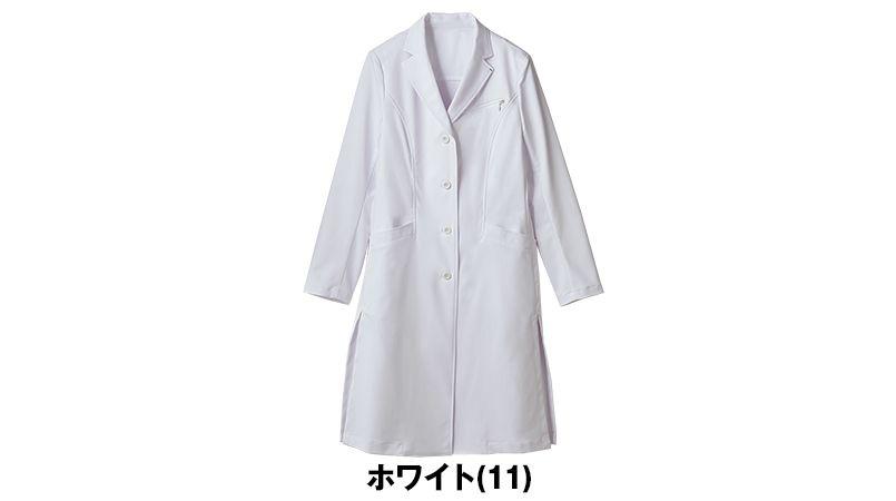JK111 JUNKO KOSHINO(ジュンコ コシノ) 長袖ドクターコート(女性用) 色展開