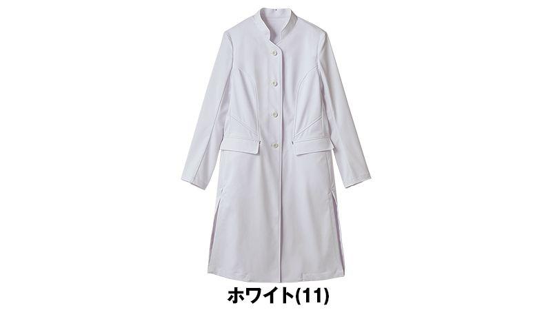 JK113 JUNKO KOSHINO(ジュンコ コシノ) 長袖ドクターコート(女性用) 色展開
