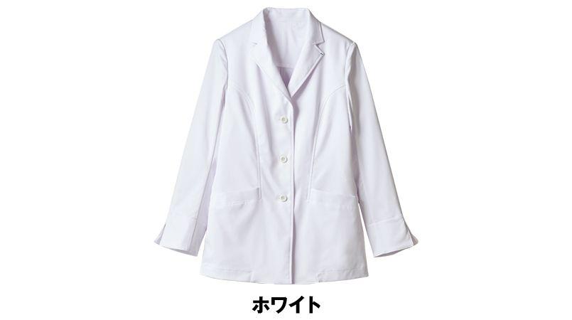 JK114 JUNKO KOSHINO(ジュンコ コシノ) 長袖ドクターコート(女性用) 色展開
