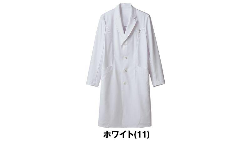 JK191 JUNKO KOSHINO(ジュンコ コシノ) 長袖ドクターコート(男性用) 色展開
