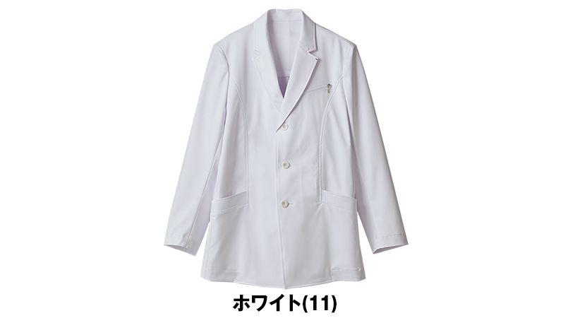 JK192 JUNKO KOSHINO(ジュンコ コシノ) 長袖ドクターコート(男性用) 色展開