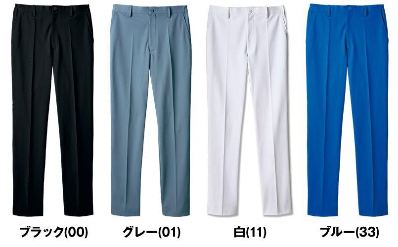 JU751 JUNKO uni メンズパンツ(股下フリー) 色展開