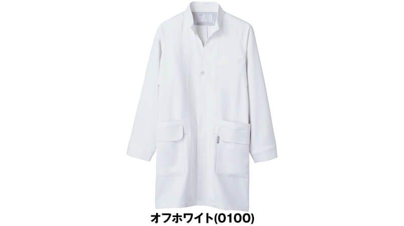 LKM701-0100 アシックス(asics) 長袖ドクターコート(男性用) 色展開