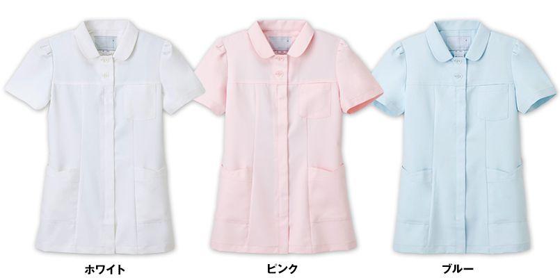 CF4802 ナガイレーベン(nagaileben) クレールローベ チュニック(女性用) 色展開