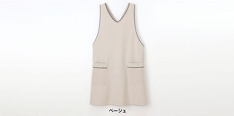 LH6200 ナガイレーベン(nagaileben) ビーズベリー ケアガウン(男女兼用) 色展開