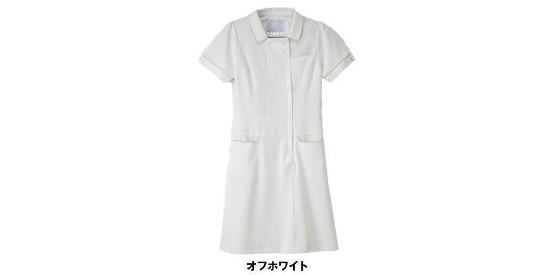 LH6217 ナガイレーベン(nagaileben) ビーズベリー 半袖ワンピース(女性用) 色展開