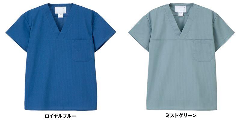 MF8302 ナガイレーベン(nagaileben) スクラブ(男性用) 色展開