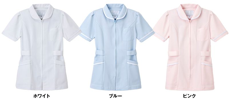 MI4632 ナガイレーベン(nagaileben) ミレリア チュニック/半袖(女性用) 色展開