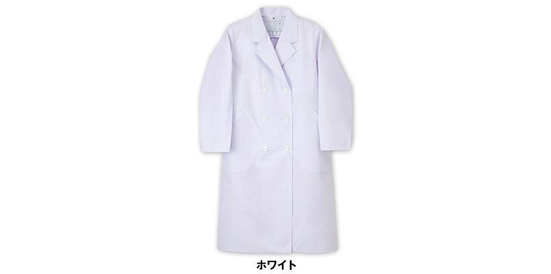 NP120 ナガイレーベン(nagaileben) エミット ダブル診察衣/長袖(女性用) 色展開