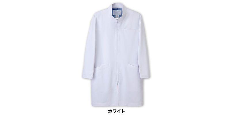 SD3070 ナガイレーベン(nagaileben) ビーズベリー ドクターコート長袖(男性用) 色展開