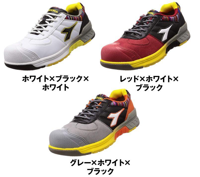 [DIADORA(ディアドラ)]安全靴 BLUEJAY ブルージェイ[返品NG] 樹脂先芯 色展開