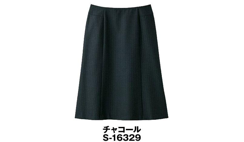 SELERY(セロリー) S-16329 [秋冬用]PATRICK COX(パトリック・コックス)マーメイドスカート[ストライプ] 色展開