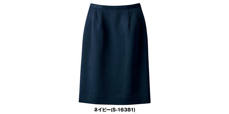 SELERY(セロリー) S-16381 [通年]夏涼しく、冬暖かい!ニット素材のタイトスカート[無地] 色展開