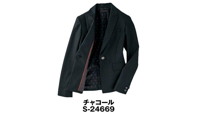 SELERY(セロリー) S-24669 [通年]PATRICK COX(パトリック・コックス)高機能ストライプジャケット 色展開
