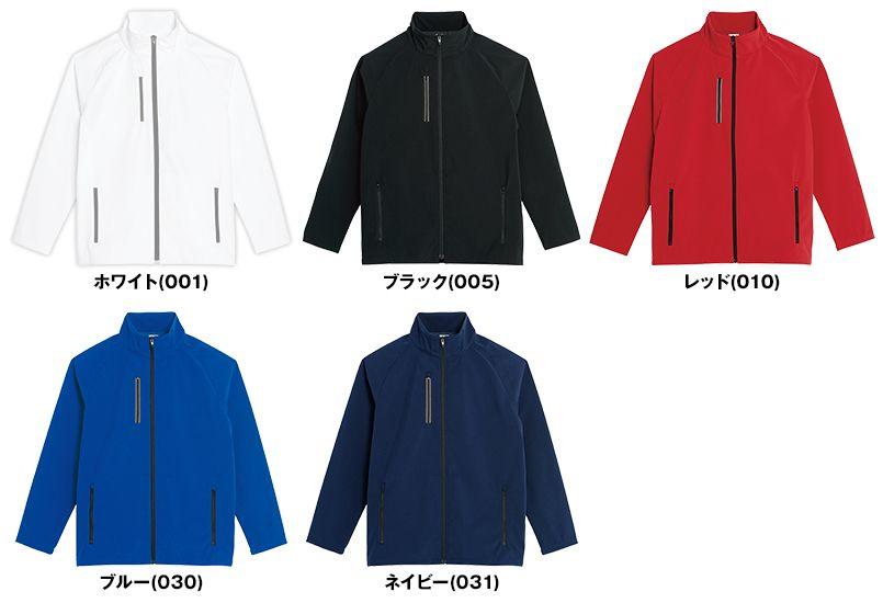 00039-RJS リフレクソフトシェルジャケット 色展開