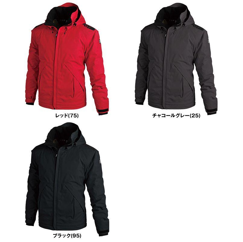 18226 TS DESIGN メガヒート 防水防寒ジャケット(男女兼用) 色展開