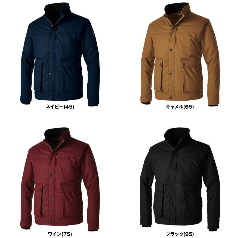 TS DESIGN 3526 [秋冬用]ライトウォームジャケット 色展開