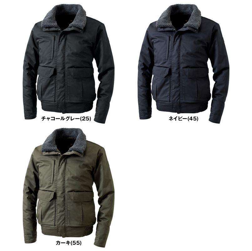 5126 TS DESIGN 綿100%ライトウォームジャケット(男性用) 色展開