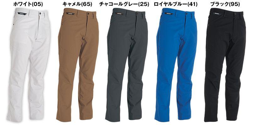 TS DESIGN 6112 RIP STOPパンツ(男性用) 色展開