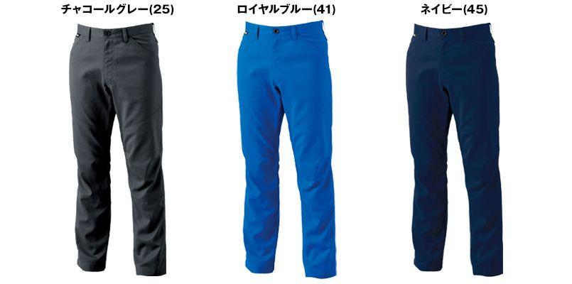 TS DESIGN 8102 [春夏用]AIR ACTIVE メンズパンツ(男性用) 色展開