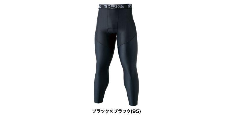 84122 TS DESIGN [春夏用]接触冷感ロングパンツ(男性用) 色展開