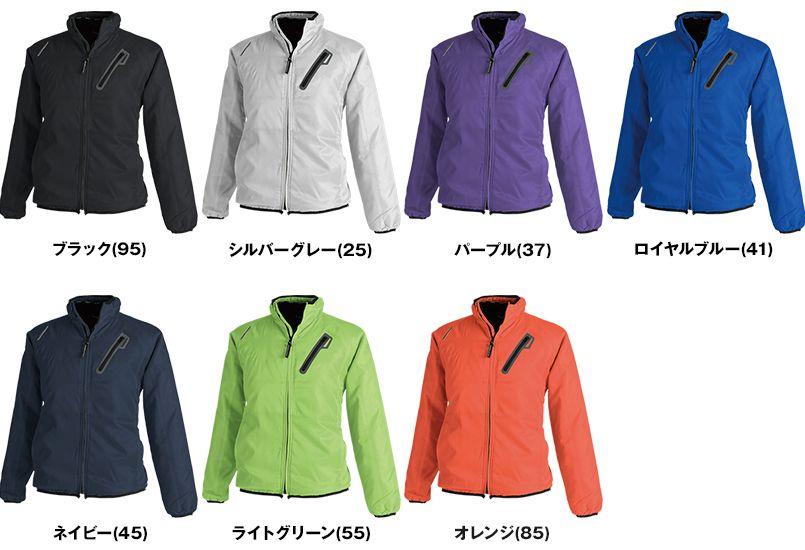 TS DESIGN 84326 [秋冬用]ライトウォームジャケット(男女兼用) 色展開