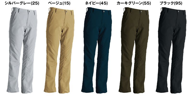 TS DESIGN 84612 ストレッチタフ パンツ(無重力パンツ)(男性用) 色展開