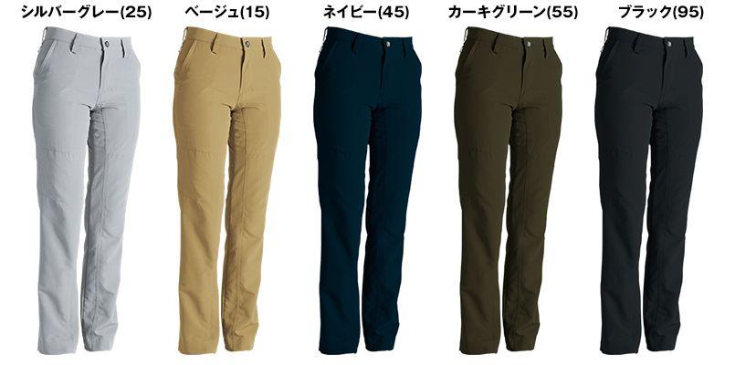 TS DESIGN 846121 ストレッチタフ レディースパンツ(無重力パンツ)(女性用) 色展開